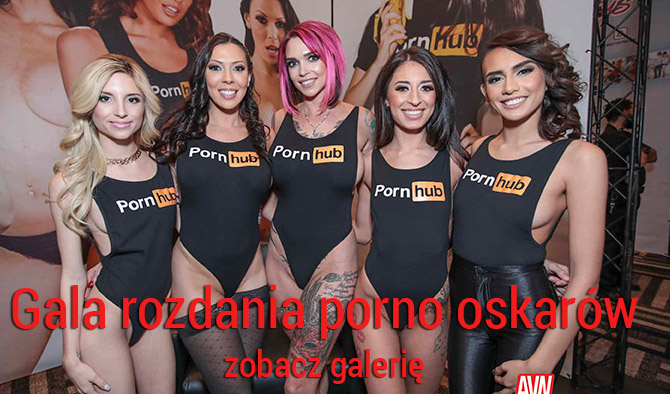Porno Oskary AVN 2017
