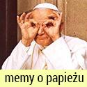 memy o papieżu