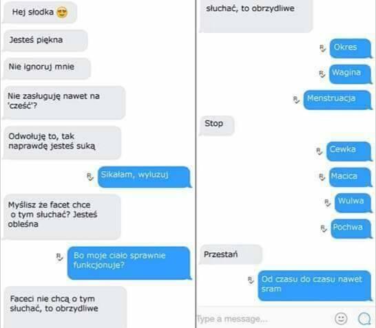 Trudna rozmowa