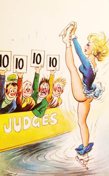 Zachwyciła sędziów