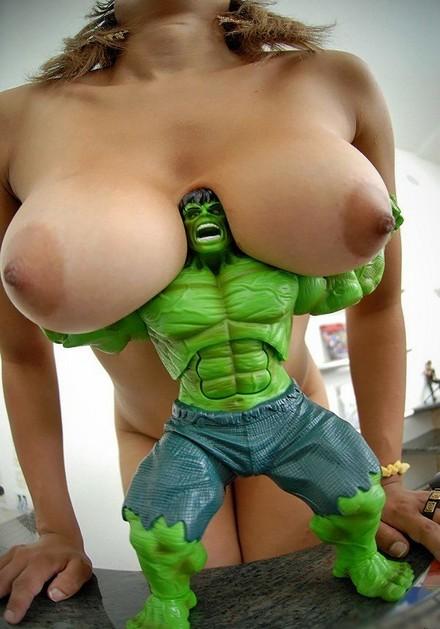 Niesamowity Hulk