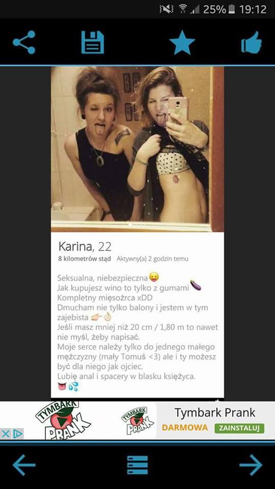 Ogłoszenie Kariny 22