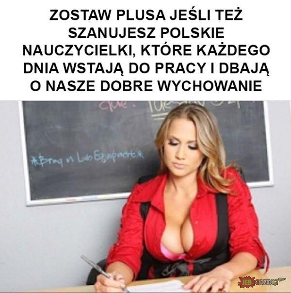 porno z seksowną nauczycielką