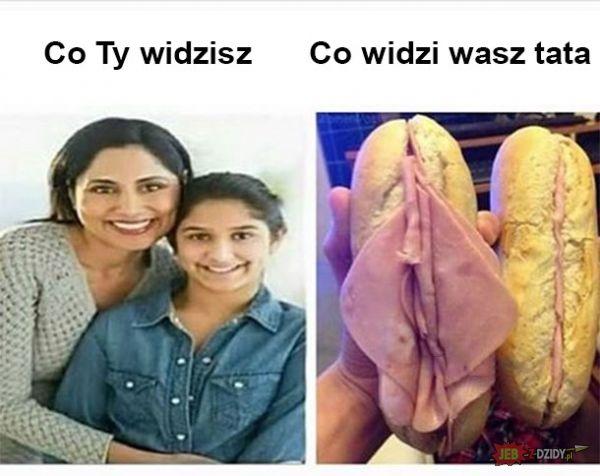 Porównanie matki i córki