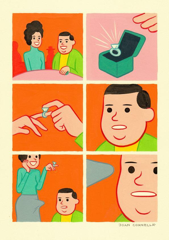 Zaręczyny z niespodzianką