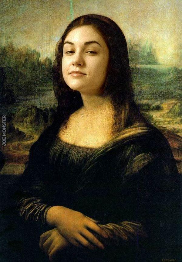 Mona Sasha Lisa