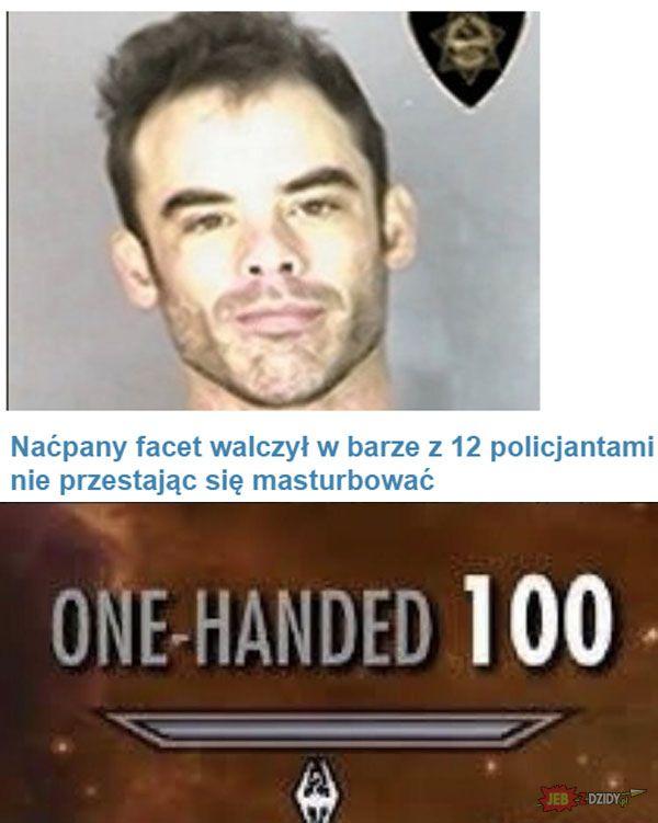 Mistrz jednej ręki