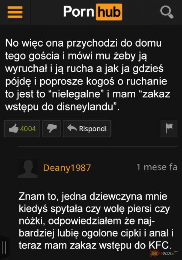 Nie ucz się życia z porno