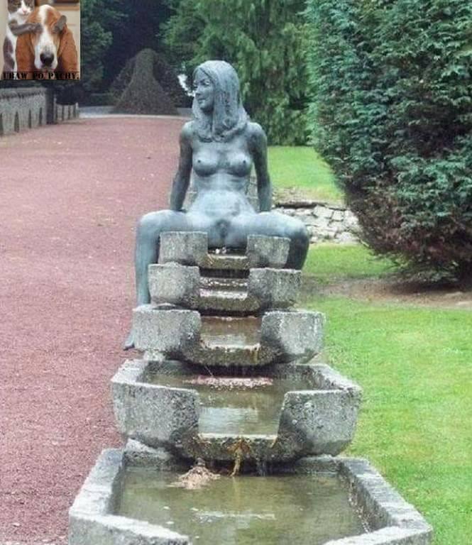 Erotyczna fontanna