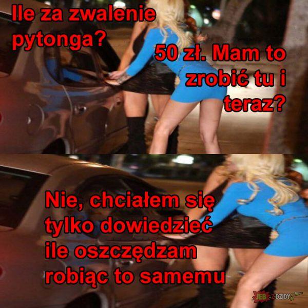 Pytanie do prostytutki