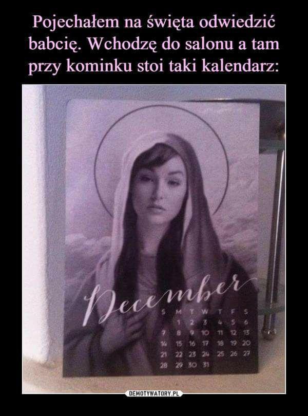 Kalendarz katolicki