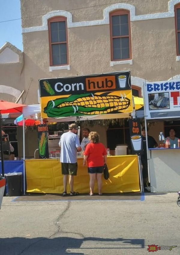 Corn hub