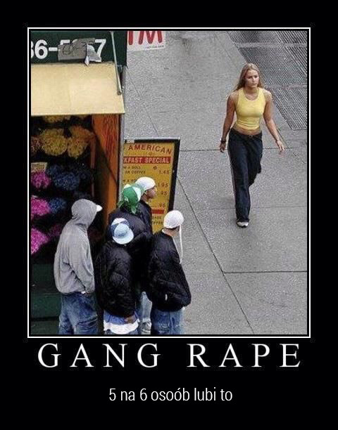 Gang rape