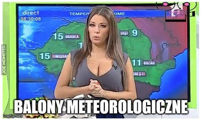 Balony meteorologiczne