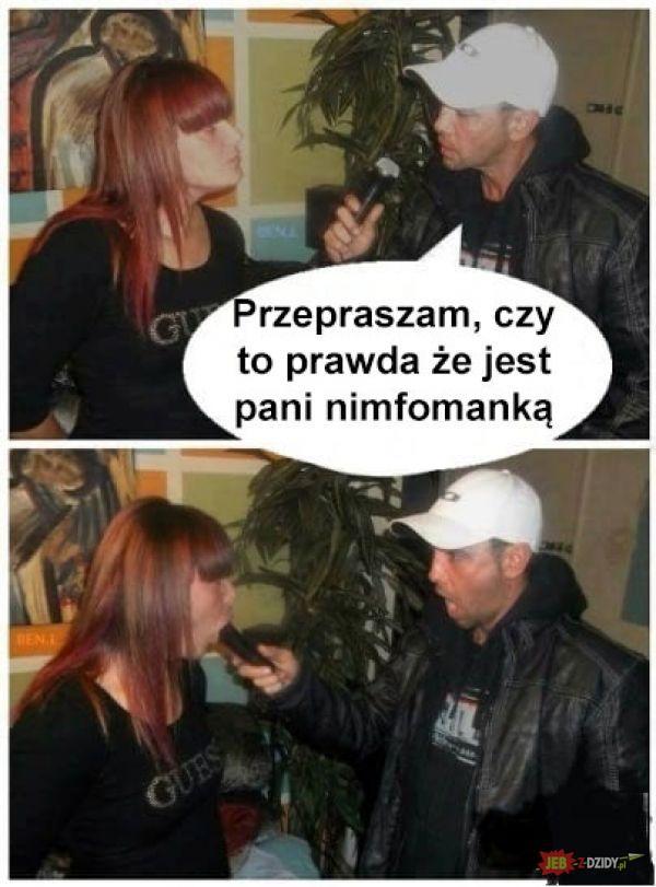 Nimfomanka