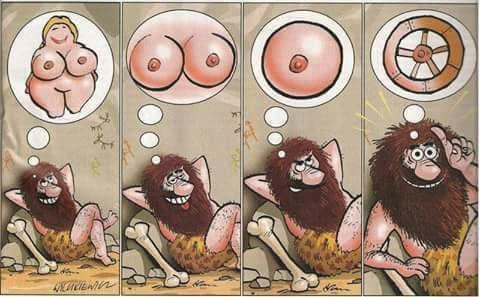 Jak wynaleziono koło