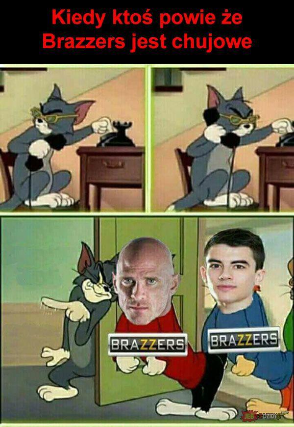Kiedy ktoś powie, że Brazzers jest chujowe