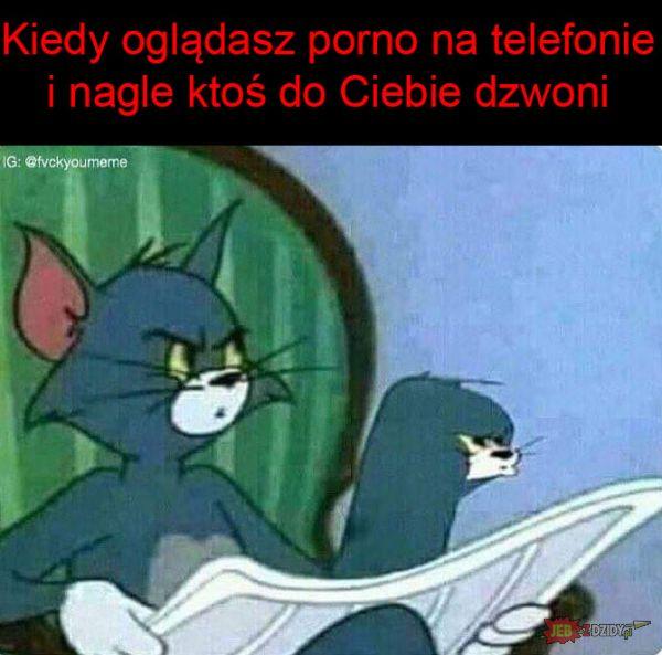 Porno na telefonie