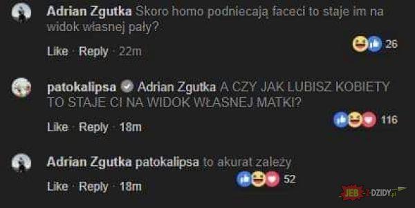 Homo podniecają faceci