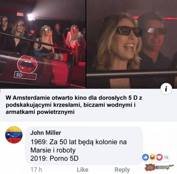 Kino porno 5D
