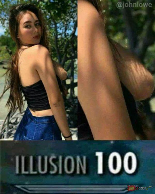 Iluzja 100