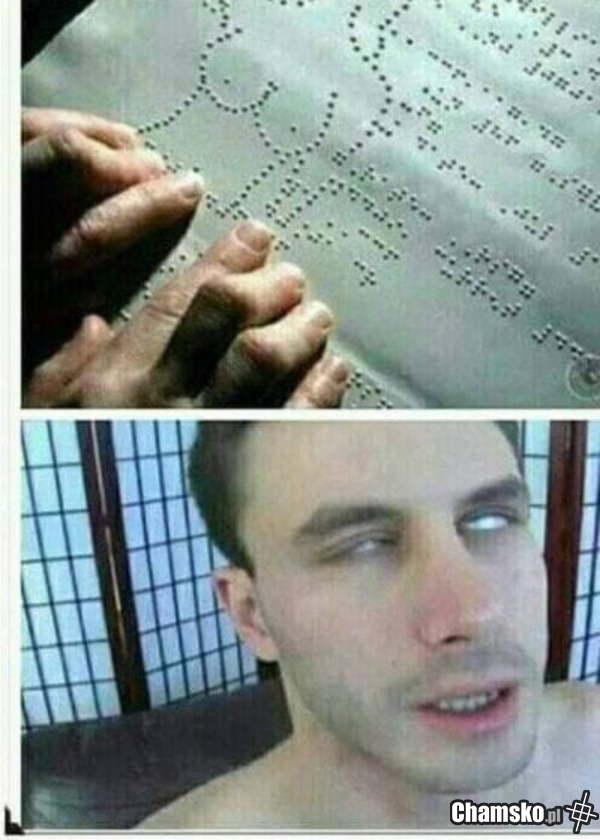 Porno dla niewidomych