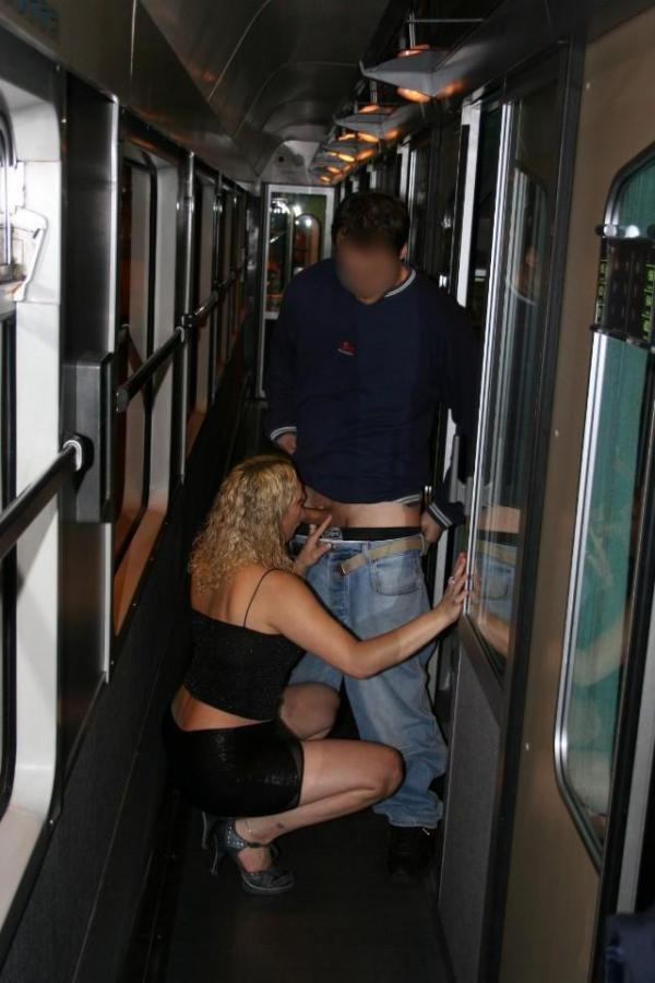 Lodzik w pociągu