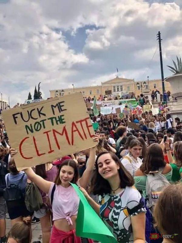 Ze szczytu klimatycznego