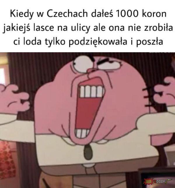 Kiedy w Czechach