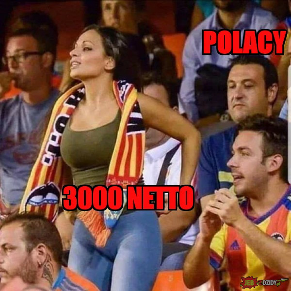 Polacy VS 3000 netto
