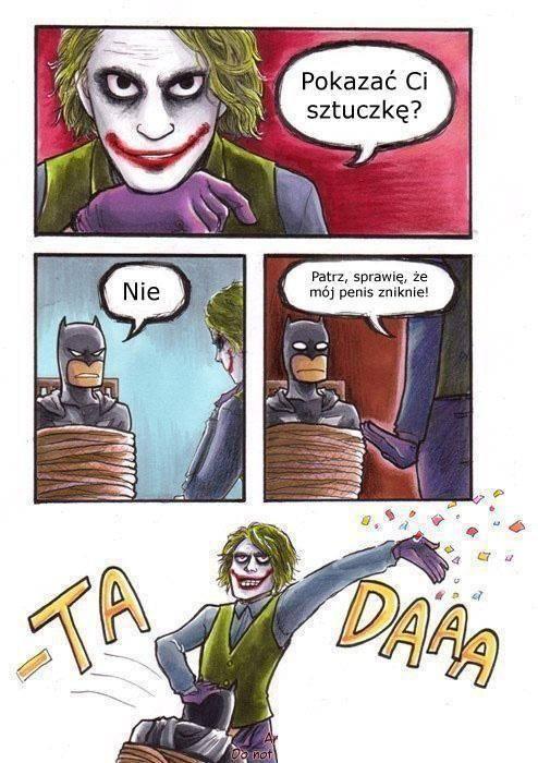 Sztuczka Jokera