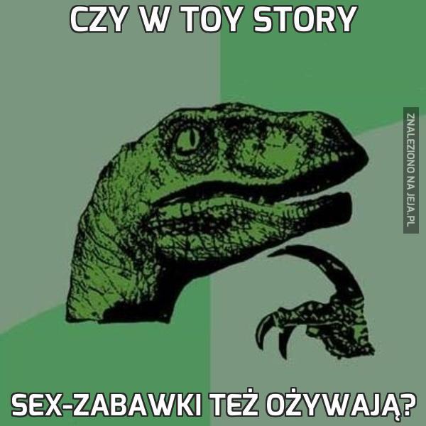 Ważne pytanie o Toy Story