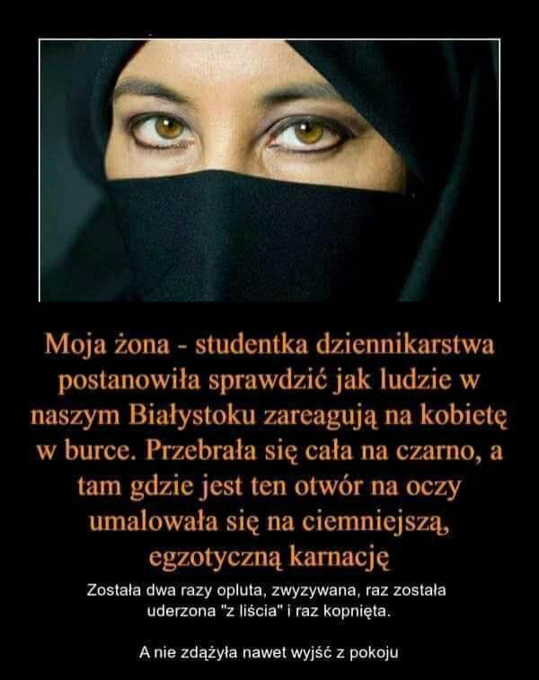 Muzułmańskie przebieranki