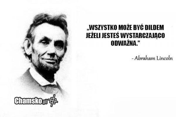 Mądrość Lincolna