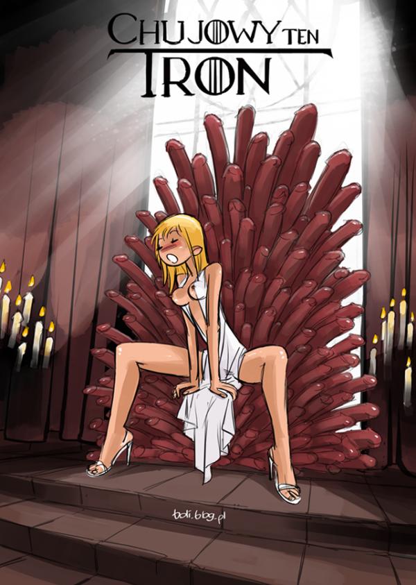 Chujowy tron